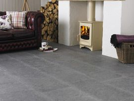 Grotte Grey (30x60cm) | Topps Tiles. See below for how it would look in brick design