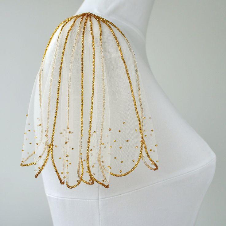 Detach Sleeves For Wedding Dress Shoulder Jewelry Bridal