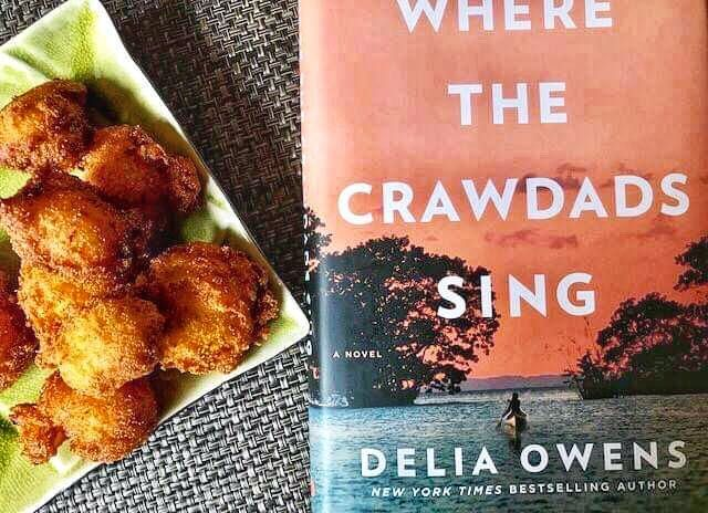 Delia Owens S Recipe For Pa S Hush Puppies From Where The Crawdads Sing The Book Club Cookbook Recipe Hush Puppies Recipe Recipes Book Club Food