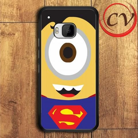 Minion HTC One M9 Plus Black Case