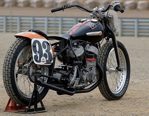 Harley Davidson: 1000+ Images About Flathead WR Flat Tracker On Pinterest