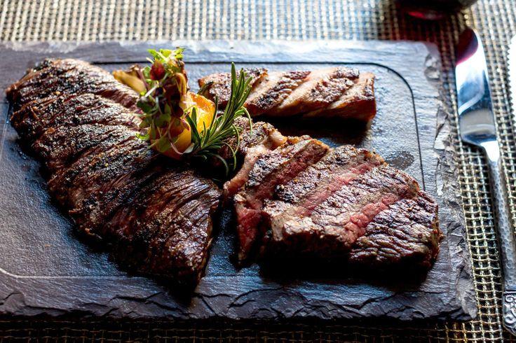 Australian Wagyu Skirt Steak.