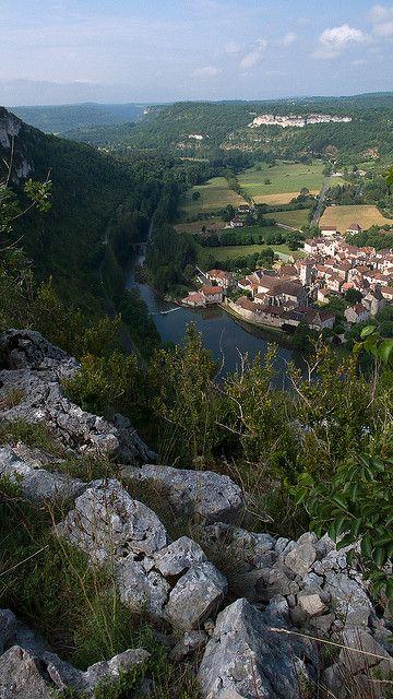 Marcilhac-sur-Célé, Midi-Pyrenees, France