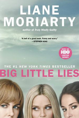 Big Little Lies, Read March 2017, now to watch the show!!