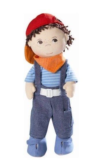 Good Buddy Graham, a Doll for Boys.