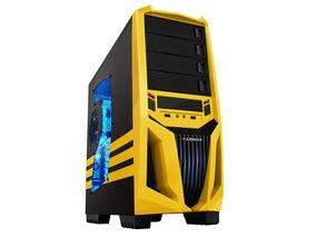 Raidmax Blade Case - Yellow at Xoxide!