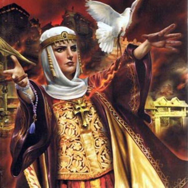 Княгиня Руси Мамба