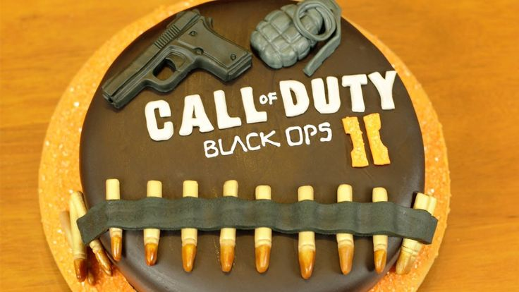 Today I made a Black Ops 2 cake! I really enjoy making nerdy themed goodies and decorating them. I'm not a pro, but I love baking as a hobby. Please let me k...