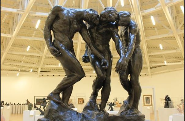 Today is the birthday of François Auguste René Rodin (12 November 1840 – 17 November 1917), known as Auguste Rodin, was a French sculptor.