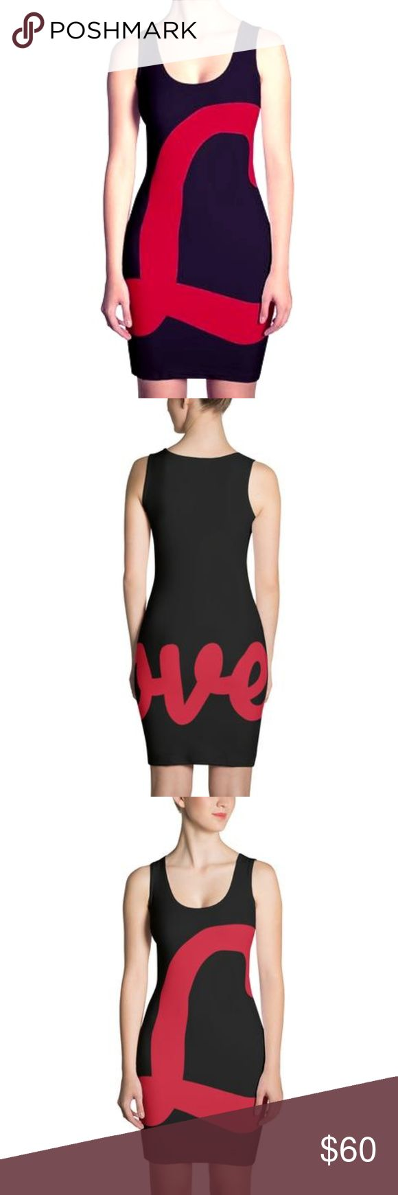 Wrap Yourself In Love Sublimation Cut & Sew Dress Make a statement and pass on the love to everyone.  • Imported fabric: 82% polyester / 18% spandex • Material has a four-way stretch, which means fabric stretches and recovers on the cross and lengthwise grains. • Made with smooth, comfortable microfiber yarn • Precision-cut and hand-sewn   Model's height: 5'10''/177 cm  Size guide                        XSSMLXL Bust (inches)3234374244 Waist (inches)2528303537 Hip…