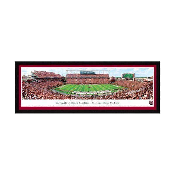 "South Carolina Gamecocks 16"" x 42"" Select Frame Team Panoramic Photo - $149.99"