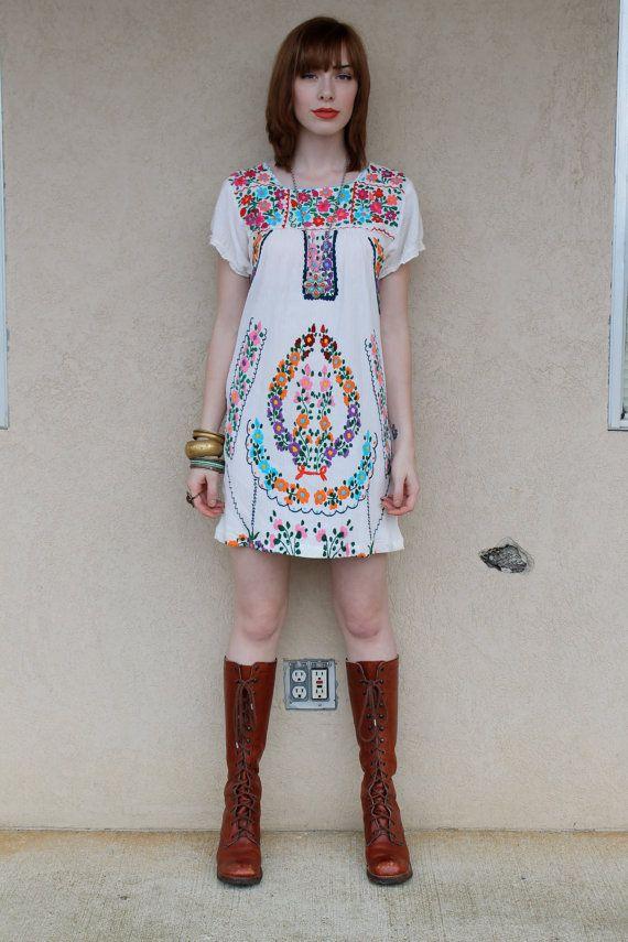 Dress Mexican Dress