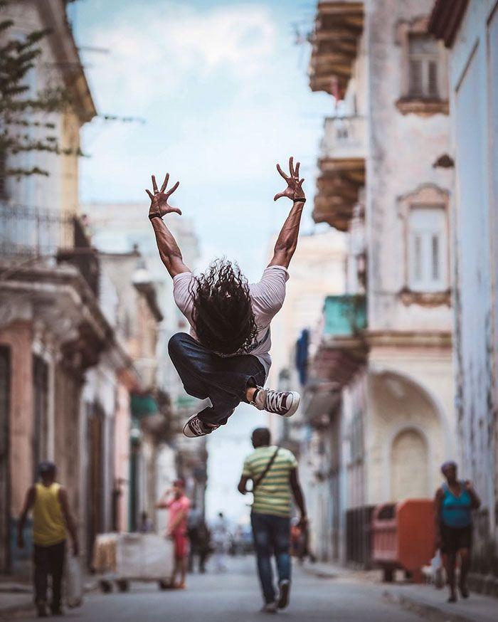 Ballet Dancers, Omar Robles
