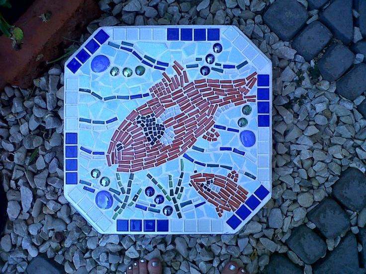 Fish stepping stone