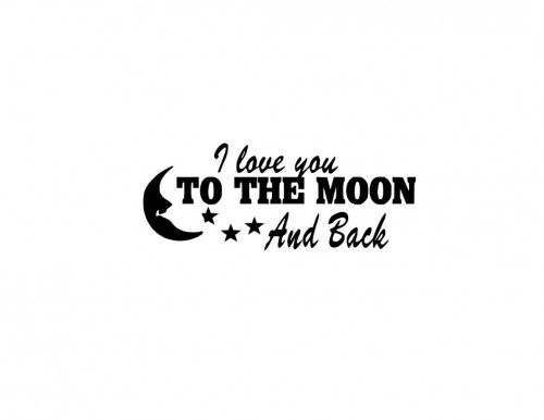 love you to the moon and back tattoo   Love You To The Moon and Back    I Love You To The Moon And Back Tattoo Ideas