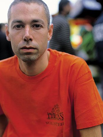 Adam Yauch- all we care about is materialistic things and he cared so much more!