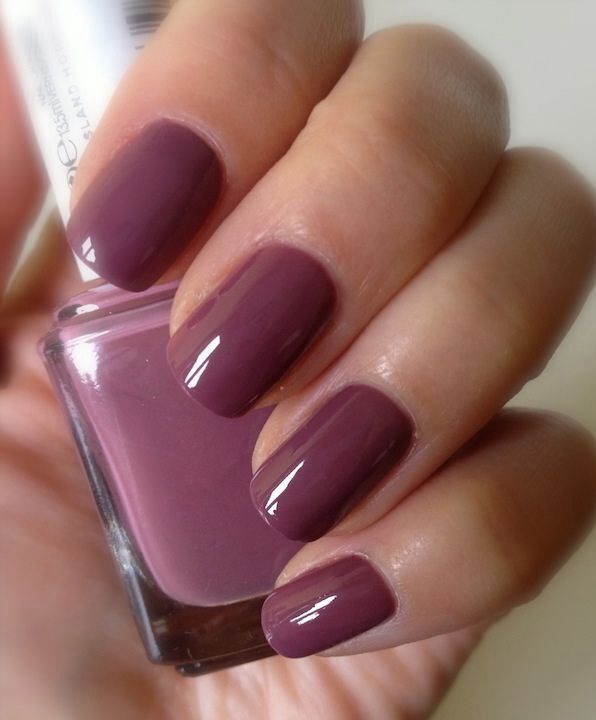 Essie - Island Hopper. This is a beautiful purple hue perfect for changing seasons