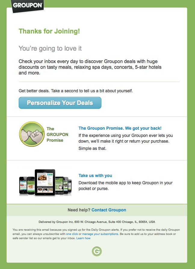 65 best In your inbox images on Pinterest Apples, Email - groupon resume