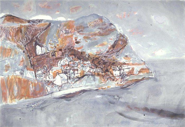 soyka62 - Elizabeth Blackadder (1931, Scottish painter and printmaker)