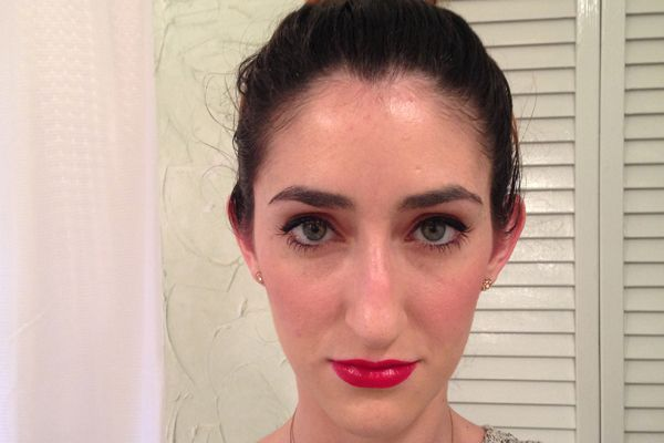 MAC Ruby Woo Dupes & Alternatives From Drugstore Brands Under $10 | Revlon Super Lustrous Creme Lipstick in Certainly Red