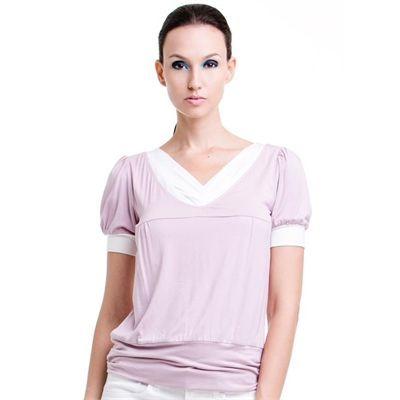 nice Slate Short Sleeve Nursing Top in Lilac by Dote Nursingwear Check more at http://beautyrun.com.au/shop/slate-short-sleeve-nursing-top-in-lilac-by-dote-nursingwear/