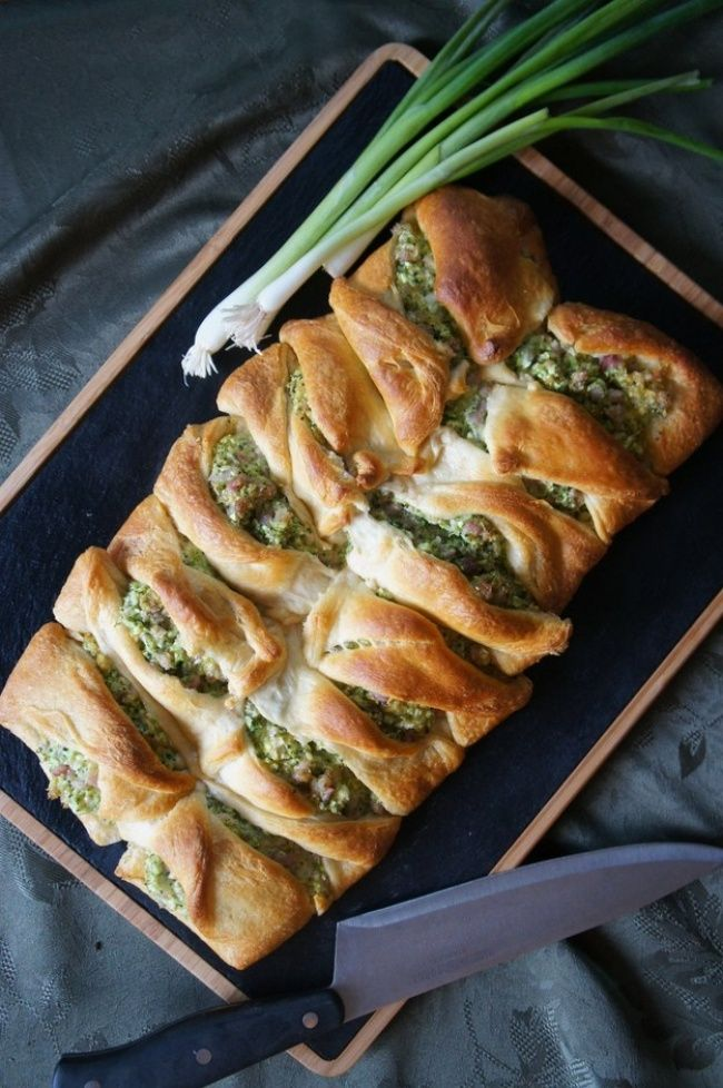 Eight superb recipes for delicious puff pastry appetizers