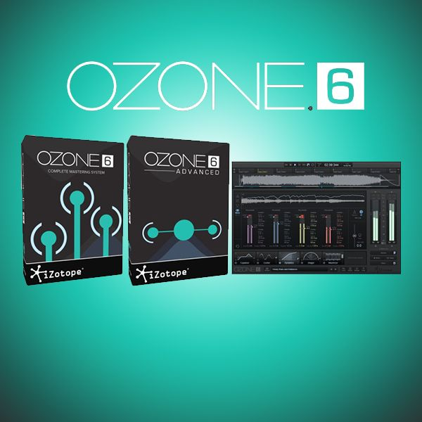 iZotope Ozone Advanced (Todas las versiones)