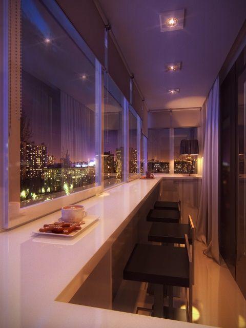 Дизайн балкона фото, как оформить интерьер балкона в квартире своими руками…