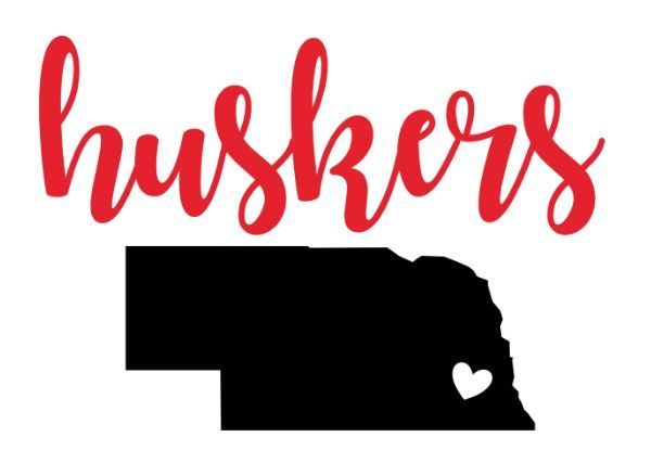 Huskers Sticker Husker Decal Gbr Go Big Red Game Day Yeti Tailgating Red White Nebraska Cornhuskers Sc Reds Game Permanent Vinyl Nebraska