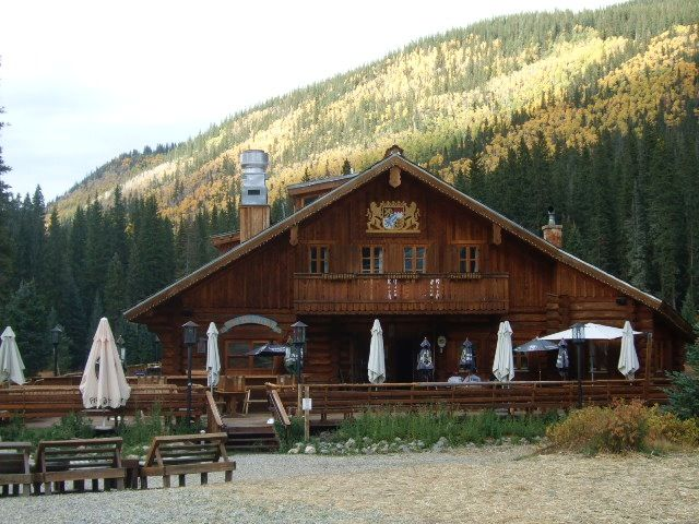 The Bavarian Restaurant, Taos Ski Valley, NM