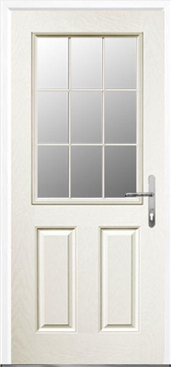 2 Panel 1 Grill Composite front doors fitting and installation by Just Value Doors your local front door specialist & 16 best front door images on Pinterest | Front doors Door ideas ... Pezcame.Com
