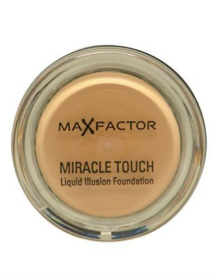 Max Factor Miracle Touch Foundation   Max Factor - Boots £13