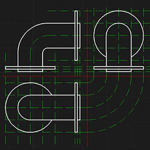 dibujos básicos en AutoCAD