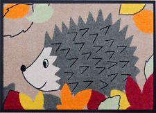 Akzente Hedgehog Grey Door Mat