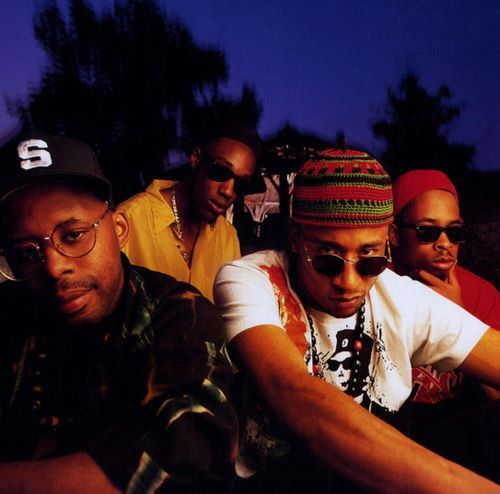 Brand Nubian-Lord Jamal will live long haaa