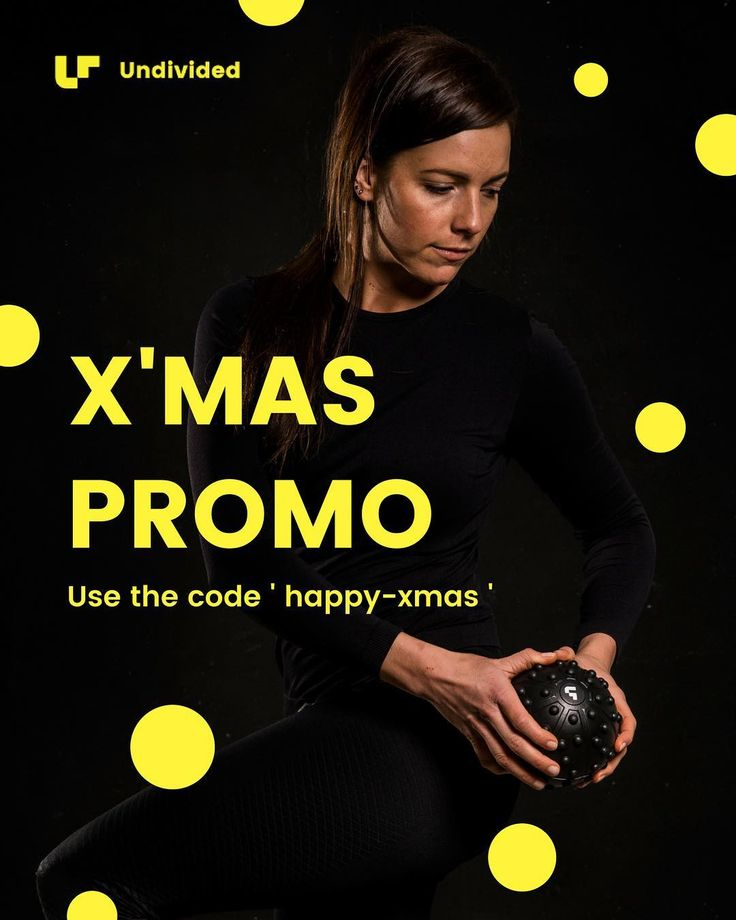 The perfect gift to give Recover better between workouts  Check it out at http://www.bit.ly/uf-xmas-promo