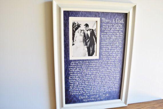 20 best Mother Frame images on Pinterest | Bride gifts, Mother bride ...