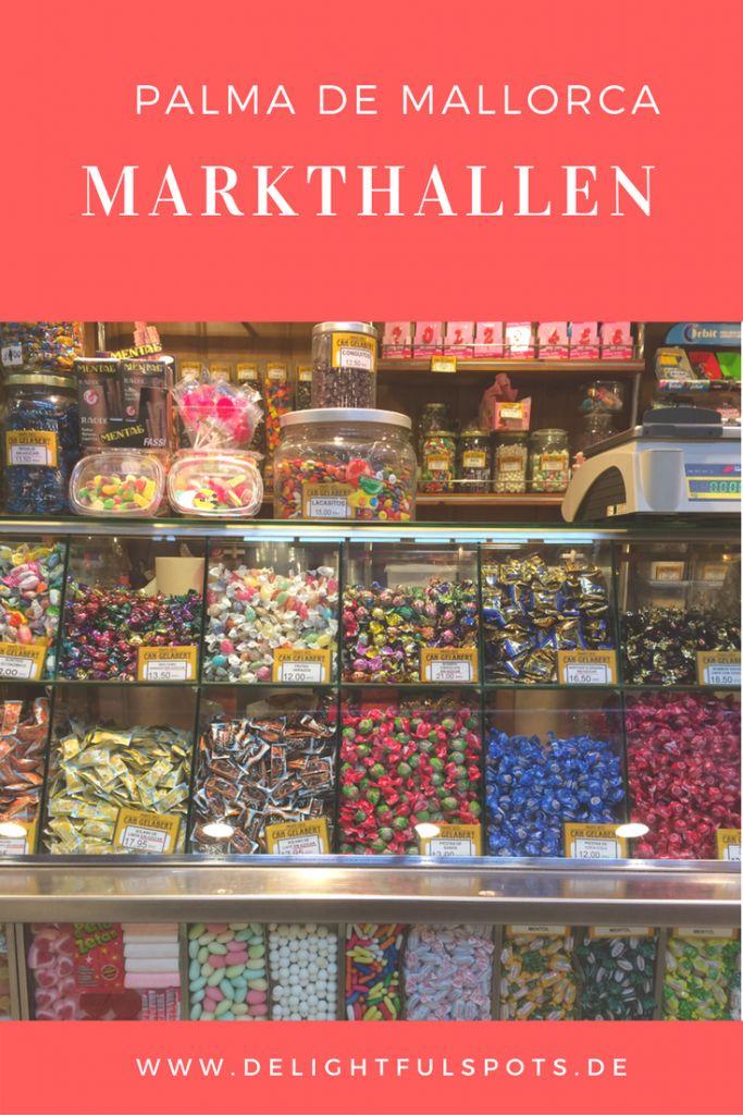 Reisetipp: Markthallen sind eine tolle Gelegenheit das Inselleben auf Palma de Mallorca kennen zu lernen