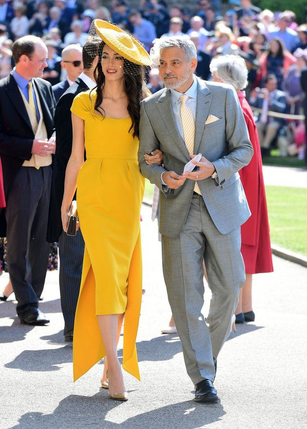 76f1a947800 Amal Clooney Leads The Best-Dressed List At The Royal Wedding