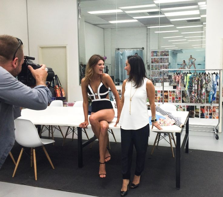 In celebration of World Environment Day, take an exclusive peek behind the scenes with JETS Swimwear at the showcase of sustainability featuring Jessika Allen, JETS Design Director, and Montana Cox.
