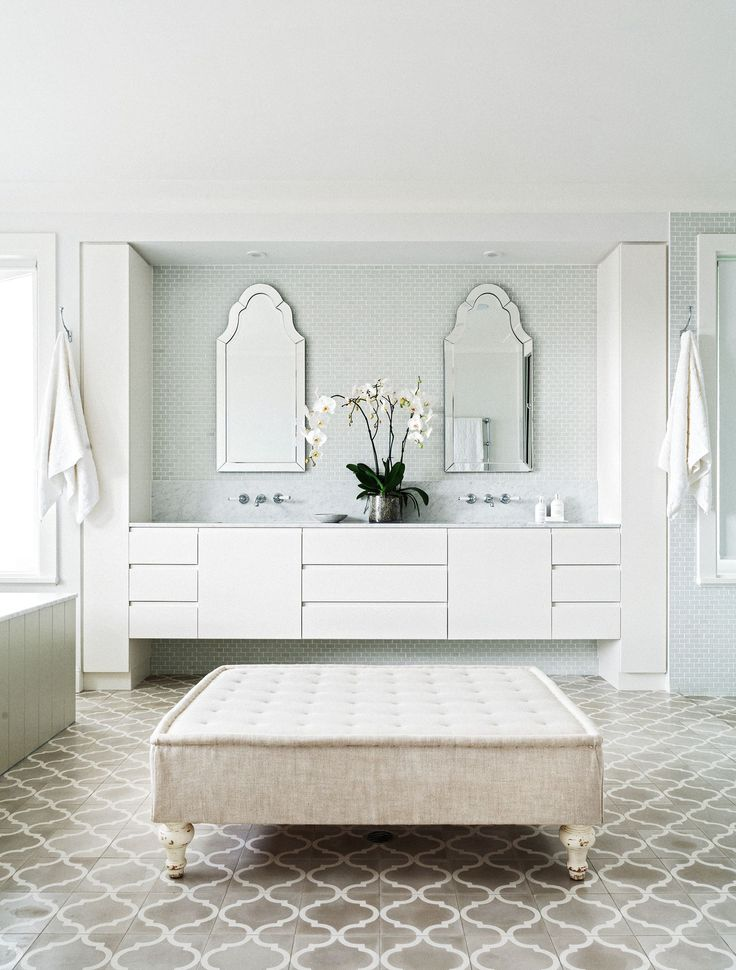 1000 images about home decor remodeling on pinterest for Master bathroom ottoman