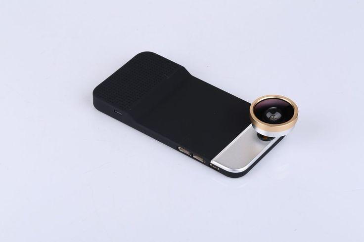 Recensione custodia con lente super-grandangolo per iPhone i6 protezione e foto creative
