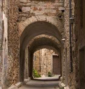 Mesta,  Chios - Greece