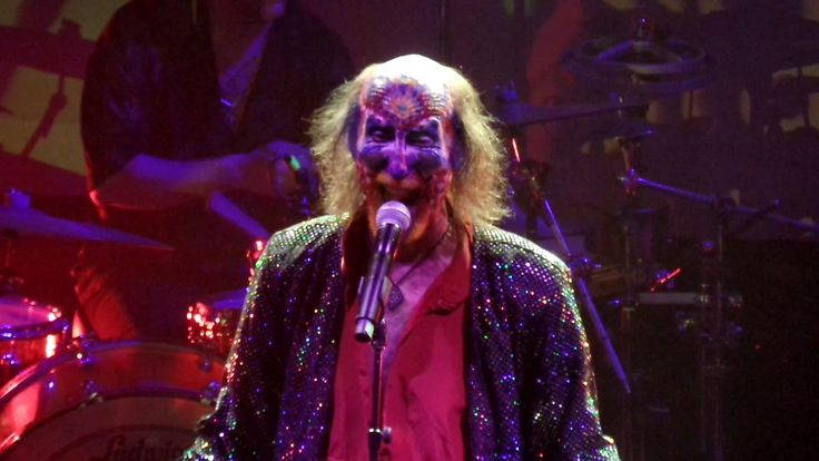 """I Put a Spell on You"" Crazy World of Arthur Brown (1968) performing in 2017. written by Screamin' Jay Hawkins in 1956"