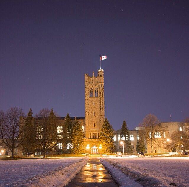 University of Western Ontario Canada