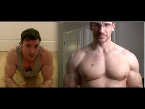 Home Chest Workout How to Get a Big Chest at Home Without Weights PUSH UPS WORKOUT - YouTube