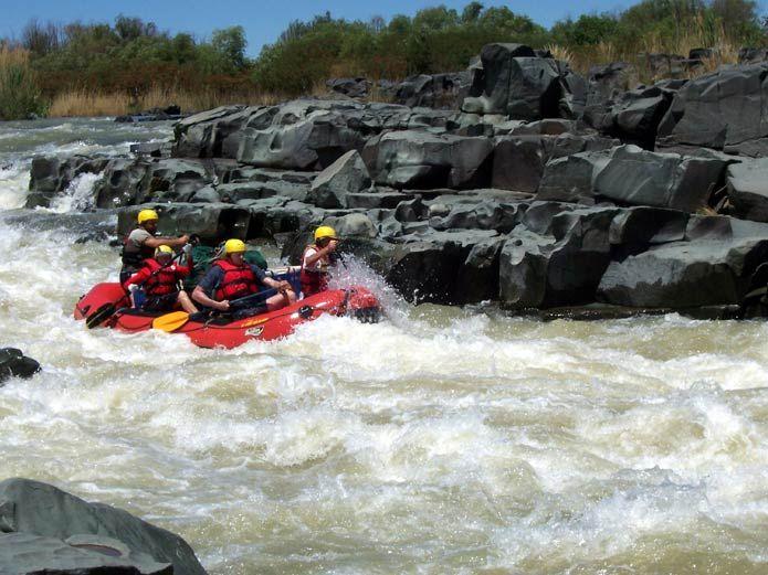 Orange River Rafting