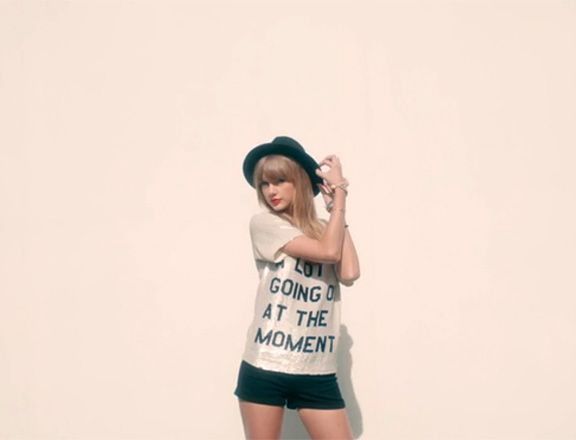 taylor swift style | Taylor Swift's '22' Music Video: Look By Look | MTV Style