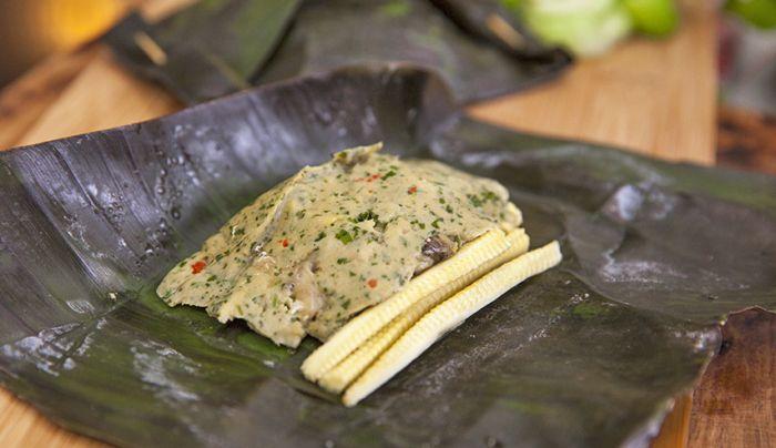 Thai Fish Parcels
