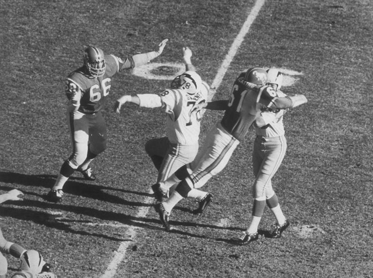 1966 - Chargers vs Broncos